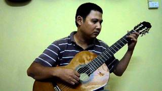 Can't help falling in love (Cover) - Lê Hùng Phong - Guitar Solo