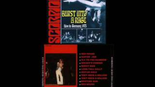 Scorpions - Drifting Sun (Live) 1975 - Rare Song