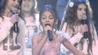 Krisia & Bon-Bon - The Only One | Junior Eurovision 2015