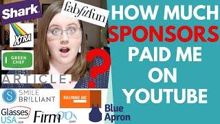 Сколько Спонсоров Заплатили мне — что Делают | Реальный Заработок на Полном Автомате