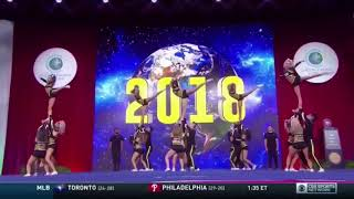 california allstars smoed worlds 2018