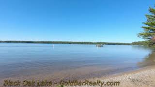 Black Oak Lake Video 1