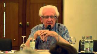 Lecture - Johan Galtung @ UCSIA Chair Peace Education 2016