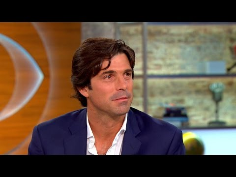 Nacho Figueras on polo, new book series and Prince Harry