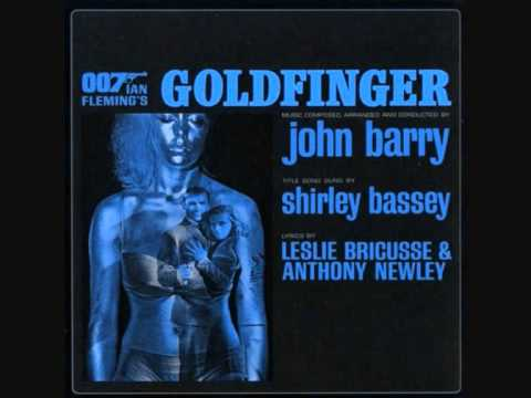 James Bond - Goldfinger soundtrack Alpine Drive - Auric's Factory