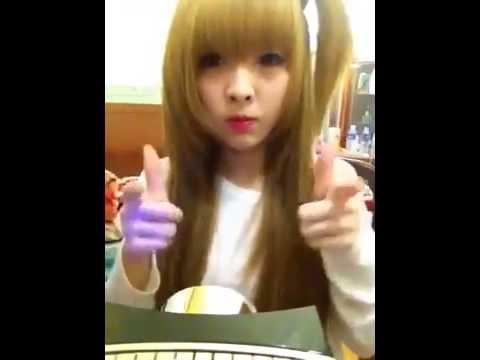 Kiyomi - Janet Tran (하리) 귀요미 송 HARI - Cutie Song - Gwiyomi