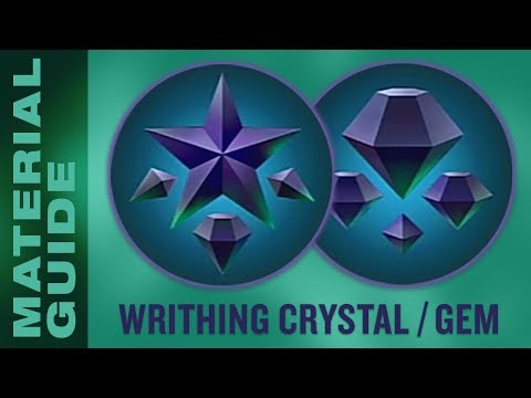 Farm Writhing Crystals and Gems FAST in Kingdom Hearts 3 (KH3 Material Synthesis Guide)