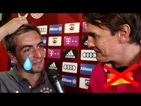 Enttäuschter Lahm spricht über die Krisensituation bei Bayern!
