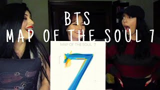 Baixar BTS - MAP OF THE SOUL : 7 | ALBUM REACTION