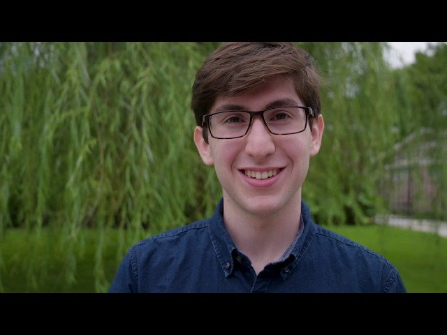 Texas Teen Shrinks the Gap Between Political Parties