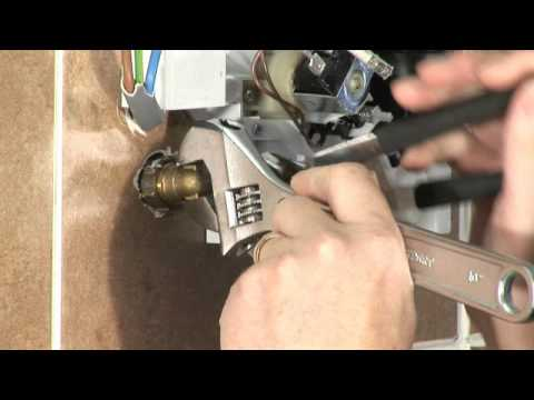 "Electric Showers: ""Plumbing requirements for electric showers"" video from Triton Showers"
