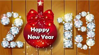Happy New Year Welcome 2019 Mere Sabhi SubscribERS Ko Meri Taraf Se New Year Bhot Bhot Mubarak Ho