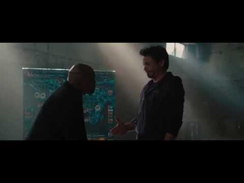 Iron Man 2 Ending