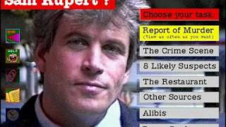 virtual murder 1: who killed sam rupert pc game