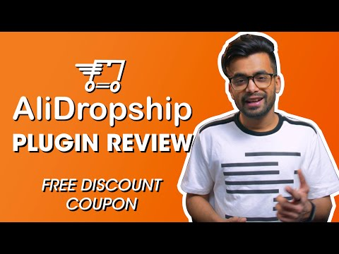 Alidropship Plugin Review | Free Discount Coupon Code
