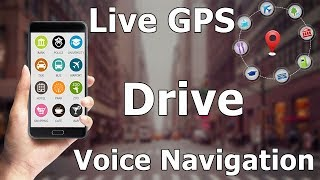 GPS Live Maps- Route Planner & Traffic Updates Competitors List