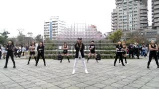 Super Sweet舞蹈工作室 GOOD BOY 戶外應援表演 LIVE