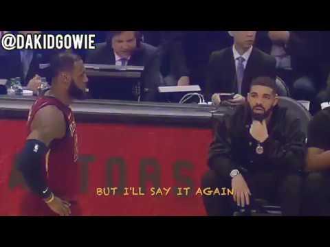 "LeBron James - ""LeBronto"" (Toronto Raptors Diss) (@DaKidGowie)"
