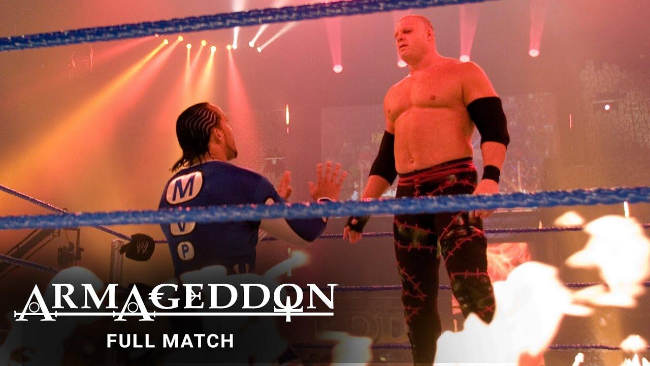 Download FULL MATCH - Kane vs. MVP – Inferno Match: WWE Armageddon 2006