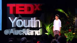 Quest is fun, be nosey: Tristan Pang at TEDxYouth@Auckland