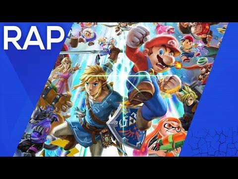 Rap de Super Smash Bros Ultimate EN ESPAÑOL - Shisui :D thumbnail
