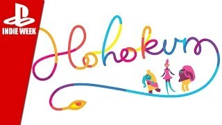 Hohokum on Indie Week - New PS4 gameplay, design talk and release date