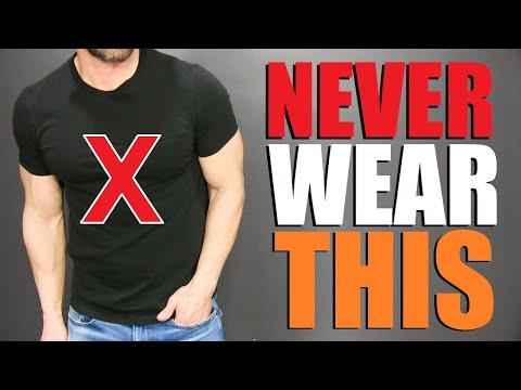 "10 Things ""Good Looking"" Guys NEVER Wear!"