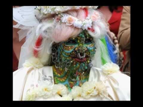 Most Pierced Woman Married