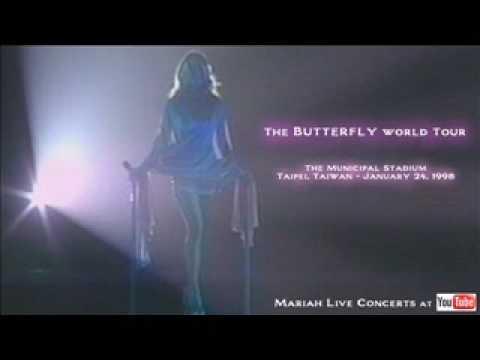 10 Honey - Mariah Carey (live at Taipei)