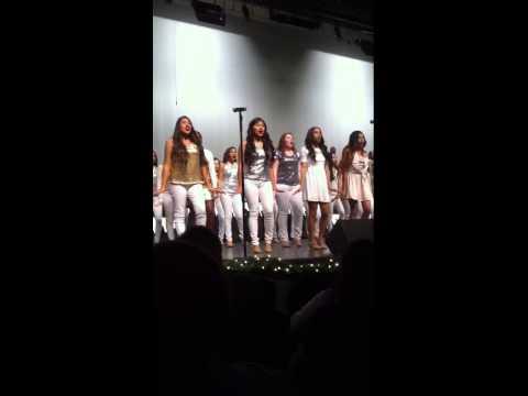 Kennedy Choir Christmas-4 Carats