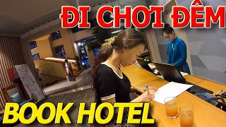 Đi chơi đêm MÒ BOOK HOTEL VIEW ĐẸP NHẤT VŨNG TÀU mặt tiền biển kế CHỢ XÓM LƯỚI I FUSION SUITE