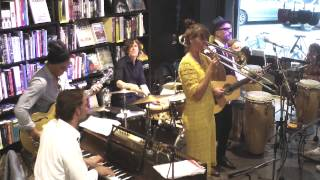 "Steen Rasmussen Quinteto feat. Leo Minax - ""Melancolia"""