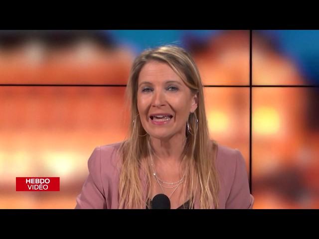 Hebdo vidéo - 17 janvier 2020
