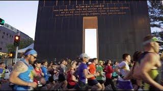 2019 OKC Marathon highlights, winners