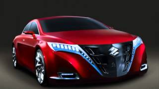 Suzuki Concept Kizashi 3 Videos