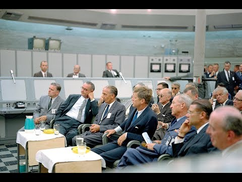 JFK Tapes - NASA Lunar Program Meeting with James Webb (9/18/63)