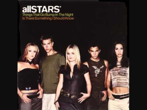 allSTARS - Things That Go Bump In The Night (Xenomania Mix)