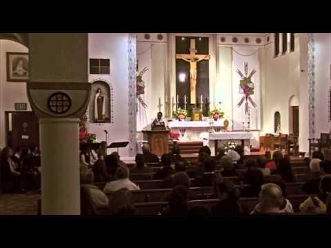 Eucharistic Adoration I  with Fr Maurice Emelu: Theme: On Real Presence