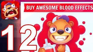 Despicable Bear - Gameplay Walkthrough Part 12 - Blood Effect All Weapons (iOS)