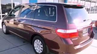 2007 Honda Odyssey Certified Russellville AL