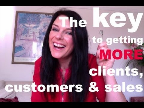 Selling Tips: How to get Clients & Sales (with no phone calls, emails or meetings)