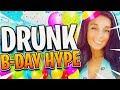 DRUNK BIRTHDAY FORTNITE HYPE STREAM!!! HAPPY BIRTHDAY TO ME!!!