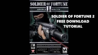 Links you need :-) hope it helped soldier of fortune 2 game: http://oceanofgames.com/soldier-of-fortune-ii-double-helix-free-download/ sof2 - widescreen, fov...