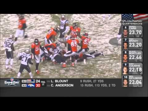 Denver Broncos Season Highlights