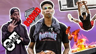 Isaiah Todd Puts His Boys In A BODY BAG! Eats Crazy HOT WINGS In The Most Wild OVERTIME CHALLENGE!