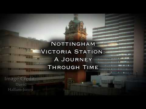 Nottingham Victoria Station: A Journey Through Time!
