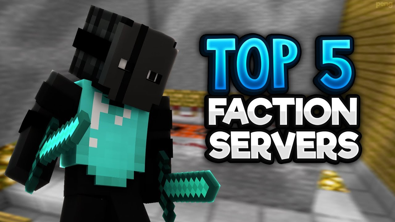 Top 5 Faction Servers 2018/2019 YouTube