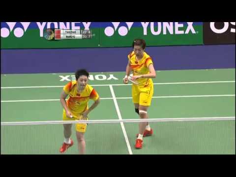 F - WD - Tian Q./Zhao Y. vs Wang X./Yu Y. - 2012 Yonex-Sunrise Hong Kong Open