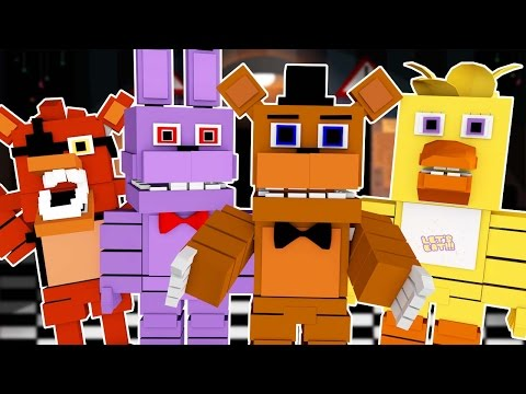 FIVE NIGHTS AT ROBLOX! | ANIMATRONIC FNAF ROLEPLAY!