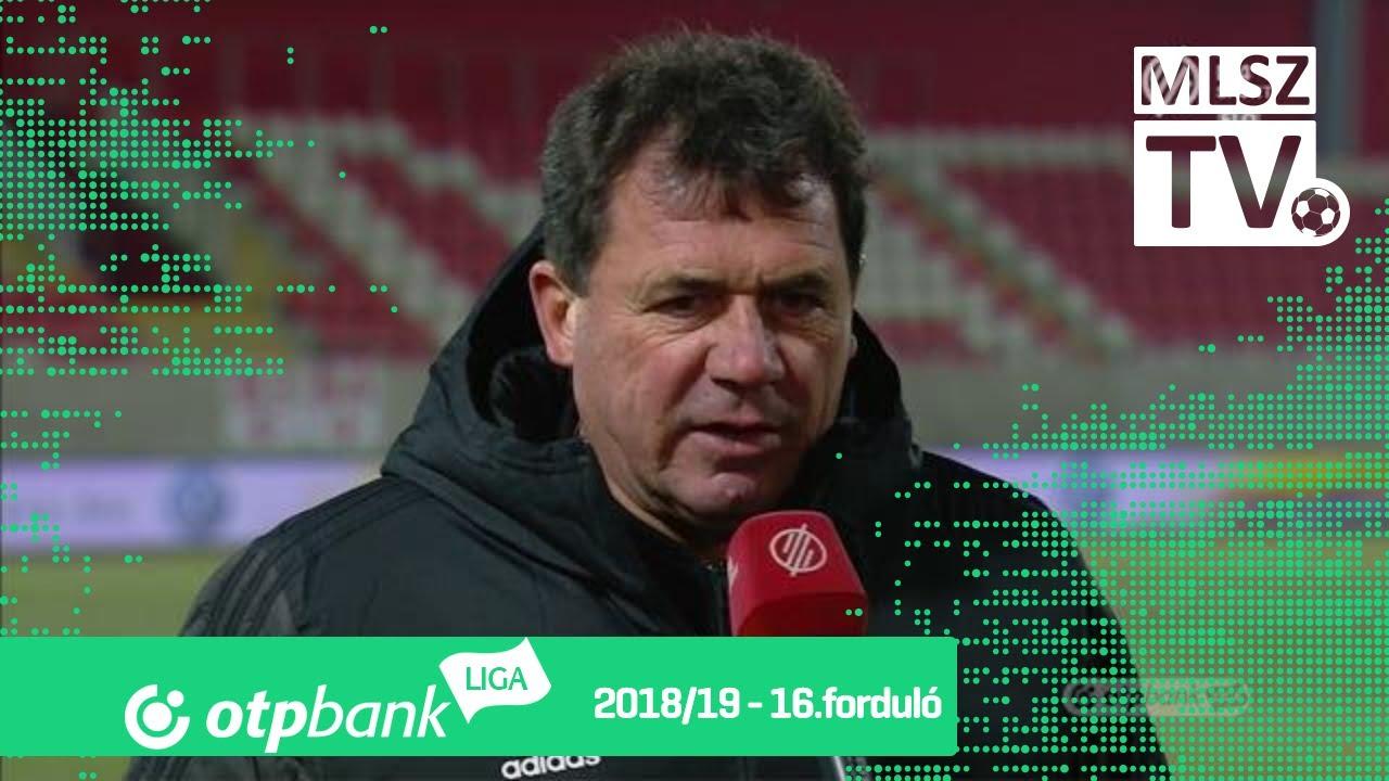Edzői értékelések a Kisvárda Master Good – Puskás Akadémia FC mérkőzésen